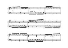 Partie No.3 in E Minor: Prelude by Johann Kuhnau