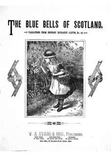The Blue Bells of Scotland: The Blue Bells of Scotland by Brinley Richards