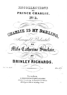 Charlie is My Darling: Charlie is My Darling by Brinley Richards
