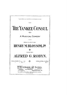 The Yankee Consul: The Yankee Consul by Alfred George Robyn