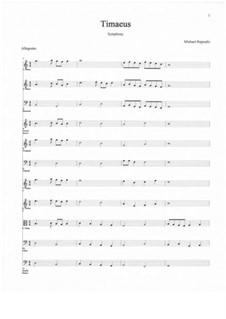 Timaeus: Primero movimento by Michael Repoulis