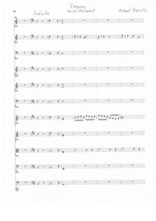 Timaeus: Segundo movimento by Michael Repoulis