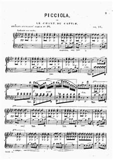 Picciola, Op.24: Picciola by Brinley Richards