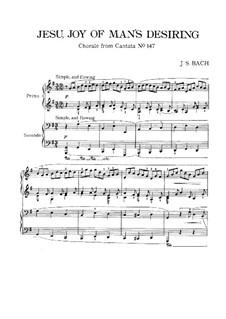 Complete set: partitura para piano by Johann Sebastian Bach