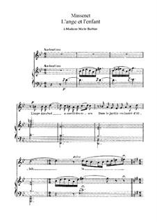 Thirteen Songs: Thirteen Songs by Jules Massenet