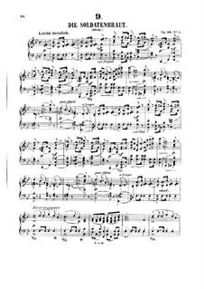 Romances and Ballades, Op.64: set completo by Robert Schumann