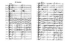 Sanctus: Partitura completa by Johann Sebastian Bach