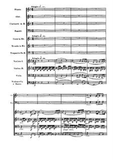 Symphony No.4, Op.60: movimento II by Ludwig van Beethoven