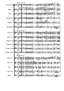 Movement IV: partitura completa by Ludwig van Beethoven