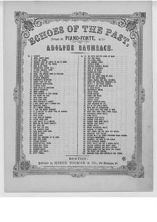 Sontag Polka: Arrangement by A. Baumbach by Giulio Alary