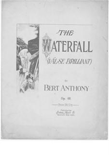 Waterfall, Op.48: Waterfall by Bert R. Anthony