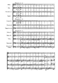 Movement II: partitura completa by Ludwig van Beethoven