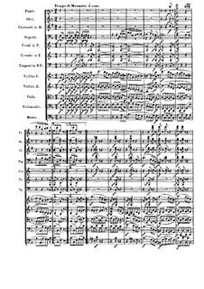 Movement III: partitura completa by Ludwig van Beethoven
