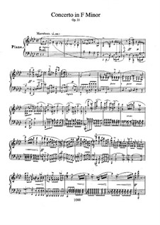 Partitura completa: versão para piano by Frédéric Chopin