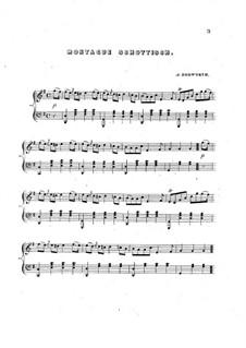 Montague Schottisch: Montague Schottisch by Allen Dodworth