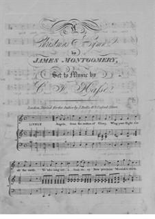 A Christmas Hymn: A Christmas Hymn by Christian Frederic Hasse