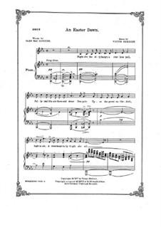 An Easter Dawn: An Easter Dawn by Victor Herbert
