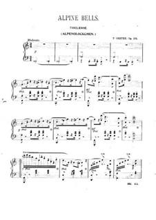 Alpine Floweret, Op.175: para um único musico (Editado por H. Bulow) by Theodore Oesten