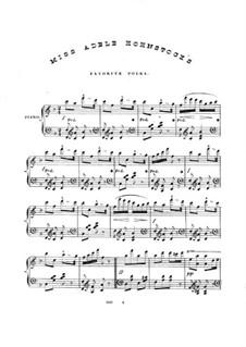 Polka for Piano: Polka for Piano by Adele Hohnstock