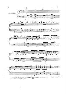 Voyez sur cette roche (On Yonder Rock Reclining): Para vocais e piano by Daniel Auber