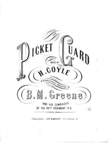 The Picket Guard: The Picket Guard by H. Coyle