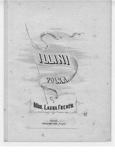 The Illini Polka: The Illini Polka by Laura French