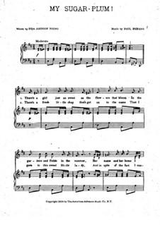 My Sugar Plum: My Sugar Plum by Paul Alfred Rubens