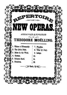 Complete Opera: Entr'acte to Act II by Arthur Seymour Sullivan