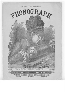 The Phonograph: The Phonograph by Charles Dupee Blake
