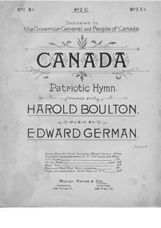 Canada: Canada by Edward German