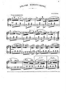 Eoline Schottische: Eoline Schottische by Edward O. Eaton