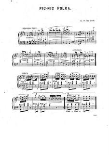 Pic-nic Polka: Pic-nic Polka by Edward O. Eaton