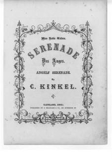 Angel's Serenade: Angel's Serenade by Charles Kinkel