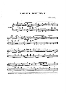 Rainbow Schottisch: Rainbow Schottisch by Henry Kleber