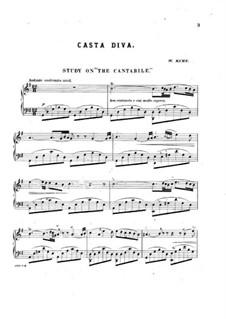 Casta Diva: Casta Diva by Wilhelm Kuhe