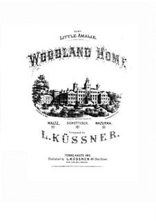 Woodland Home: No.1 Valsa by L. Küssner