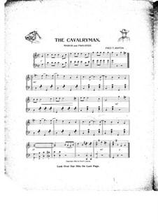 The Cavalryman: The Cavalryman by Fred T. Ashton