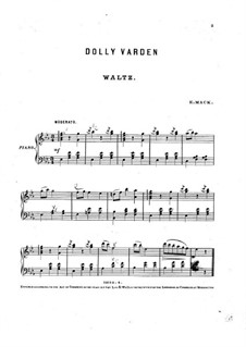 Dolly Varden: Dolly Varden by Edward Mack
