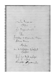 Der Tempel des Ruhmes: Der Tempel des Ruhmes by Johann Adolph Scheibe