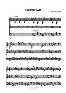 Audiamour Blues: Audiamour Blues by Robert Ficklscherer
