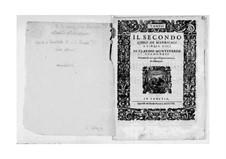 Book 2 (a cinque voci), SV 40–59: Partes by Claudio Monteverdi