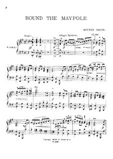 Round the Maypole: Round the Maypole by Boyton Smith