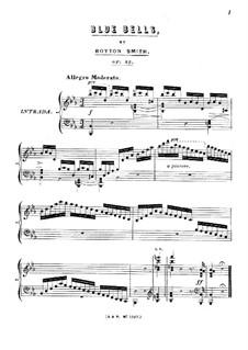 Blue Bells, Op.23: Blue Bells by Boyton Smith