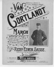 Van Cortlandt: Van Cortlandt by Richard Edwin Sause
