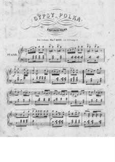 Gypsy Polka: Gypsy Polka by Unknown (works before 1850)