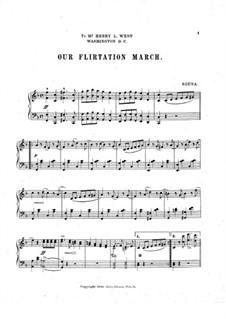 Our Flirtation March: Our Flirtation March by John Philip Sousa