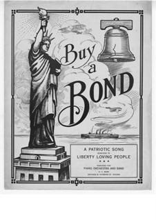 Buy a Bond: Buy a Bond by D. C. Snow