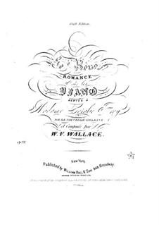 Le réve, Op.21: Le réve by William Vincent Wallace