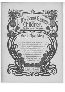 Bingo Polka: Bingo Polka by George L. Spaulding