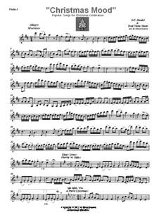 Humor de Natal: Humor de Natal by Georg Friedrich Händel, folklore